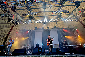 Pendragon at Loreley