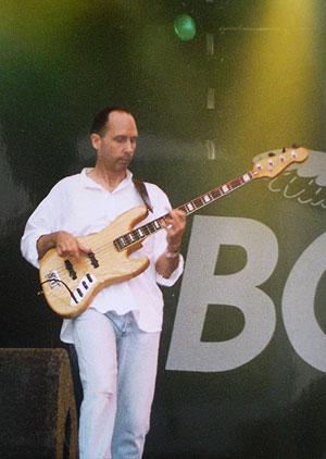 Peter Gee at Bospop